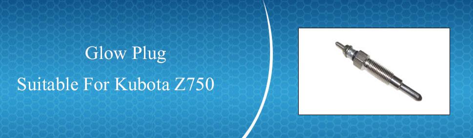 Z750 Kubota Glow Plug Engine Parts For Sale