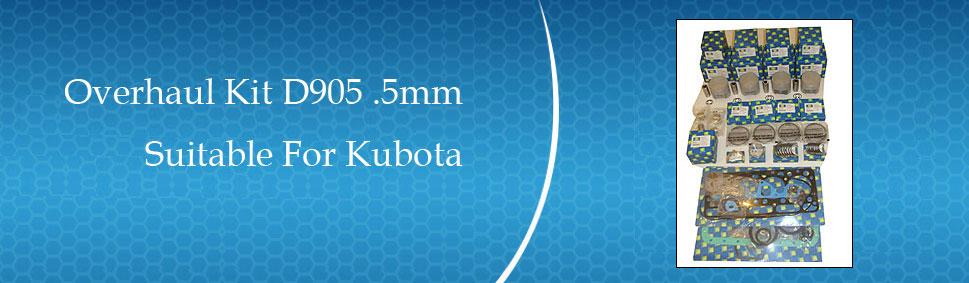 .5 New Kubota V2403-M-DI Piston