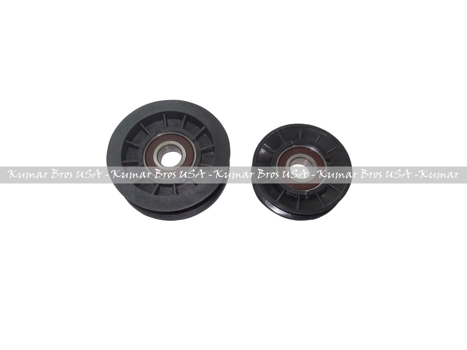 New Idler Pulley Kit for transmission belt Fits John Deere LA140 LA145 LA150