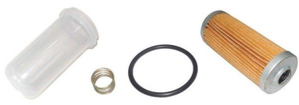 John Deere Fuel Filter, Bowl, Spring EXCAVATOR 35C ZTS, 35ZTS, 50C ZTS, 50ZTS