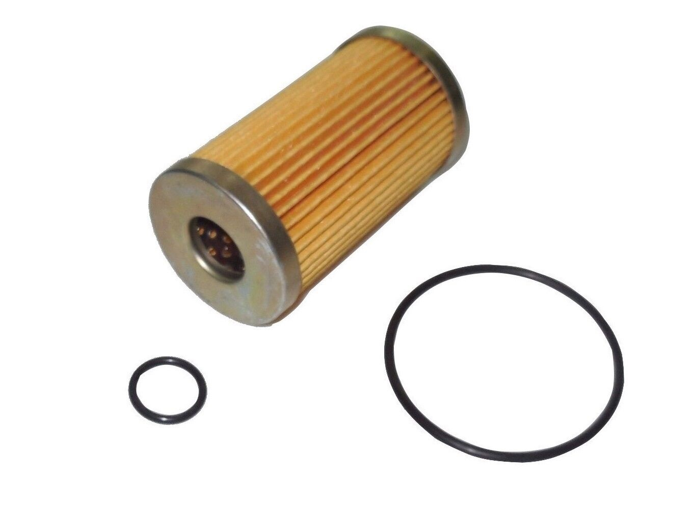 new ford holland fuel filter with o-rings tc48da, tc55da  kumar bros usa