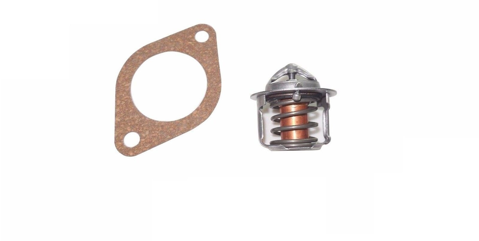 New Ford New Holland Skid-Steer LS140 LS150 Thermostat & Gasket 82°C /180°F